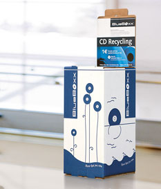 CD/DVD Recyling